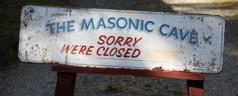 The Masonic Caves