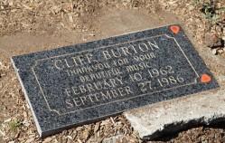 Cliff Burton Memorial