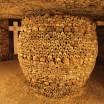 Les catacombes et les ossuaries