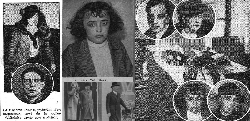 Edith Piaf And The Murder Of Louis Leplee
