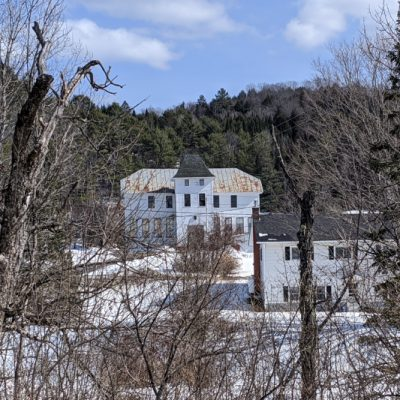 Houses in East Corinth, Vermont